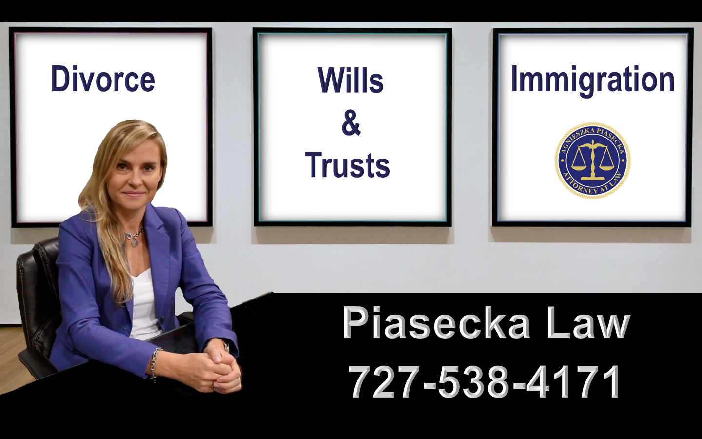 Divorce Wills & Trusts Immigration Attorney Agnieszka Aga Piasecka Law Florida